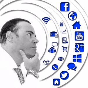 social media for users